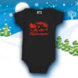 Az első Karácsonyom (Mikulás a szánon) - Fekete