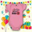 Boldog 60. születésnapot Mama (Rózsaszín)
