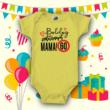 Boldog 60. születésnapot Mama (Sárga)