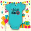 Boldog 60. születésnapot Mama (Türkiz)