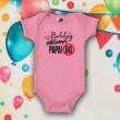 Boldog 60. születésnapot Papa (Rózsaszín)