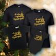 Az első közös Karácsonyunk 4-es (Fekete)