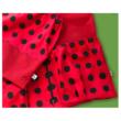 Ovizsák szett - Katica (Piros) - Egyedi felirattal is rendelhető