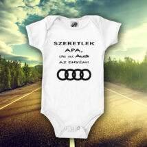 Audi az enyém (Fehér) 7e7a987fbf