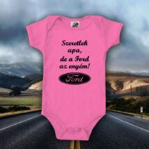 Ford az enyém (Rózsaszín) fc108318cb