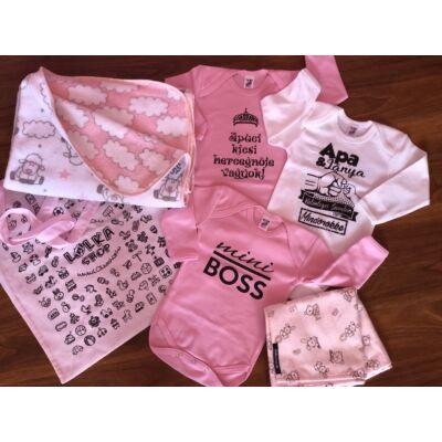 Pink Baba LOLka ajándékcsomag
