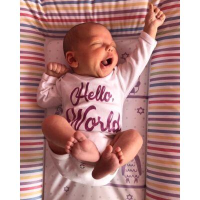 Hello World (Fehér)