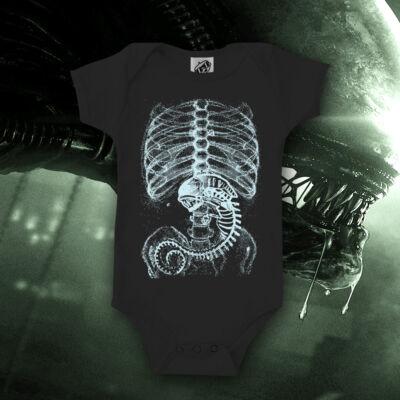 Alien X-Ray - Babaruha