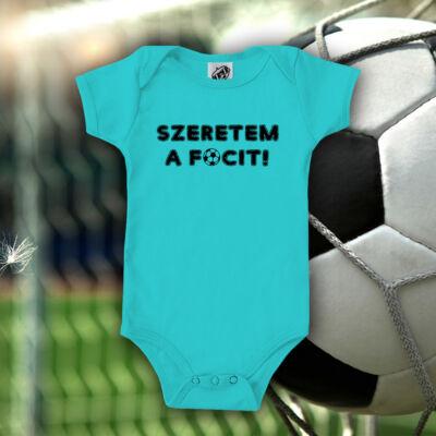 Szeretem a focit - Babaruha