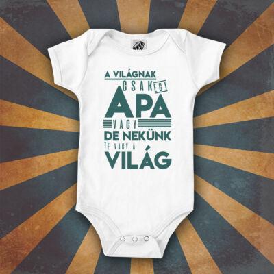 A Világnak csak egy APA vagy - Babaruha