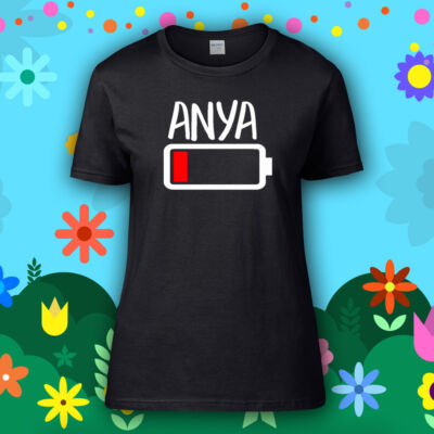 Anya Akkumulátor - Női póló
