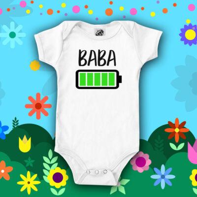 Baba Akkumulátor - Babaruha