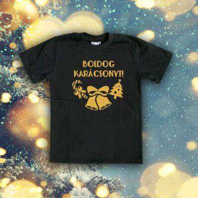 Boldog Karácsonyt (Arany Csengő) - Gyerek póló