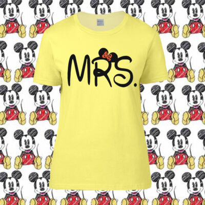 Mrs - Női póló