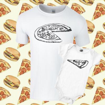 Pizza-szelet (APA) - Családi csomag