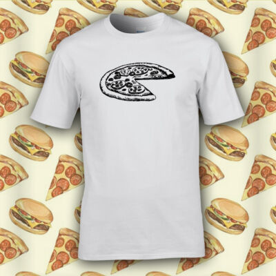 Pizza - Férfi póló