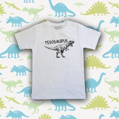 Apa és Fia legjobb Barátok - Gyerkőc póló (fehér)