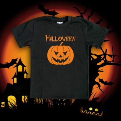 Halloween Töklámpás - Gyerek póló