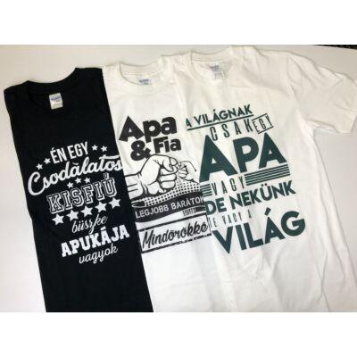 LOLka Pack Férfi S méret (3 db férfi póló)