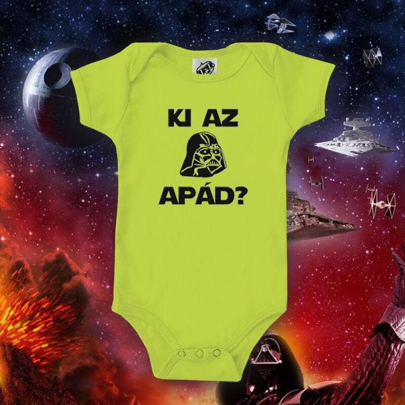 "Star Wars ""Ki az apád?"" - Babaruha"