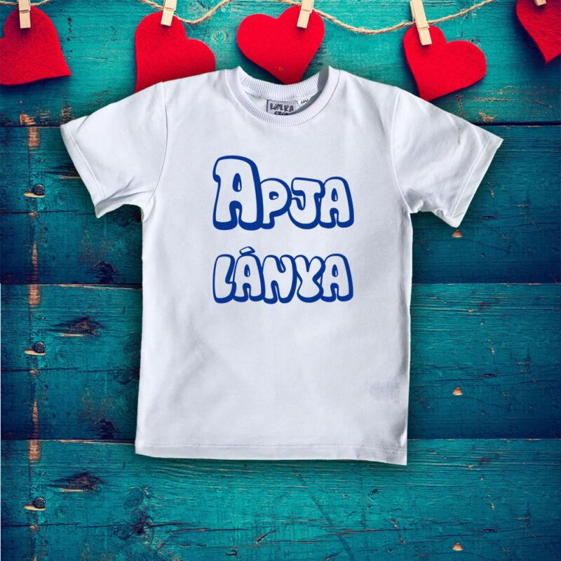 Apja Lánya - Gyerek póló