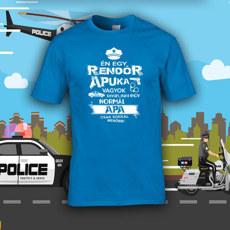 Rendőr apuka vagyok (Kék)
