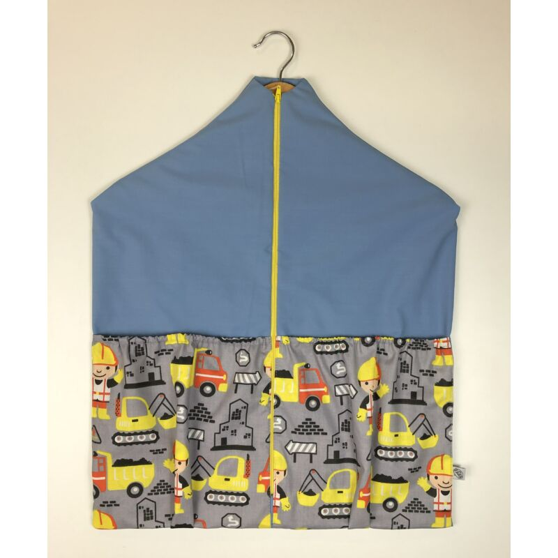 Ovizsák - Építőmester (Kék) - Egyedi felirattal is rendelhető